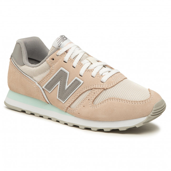 Sneakersy NEW BALANCE - WL373CP2 Beżowy