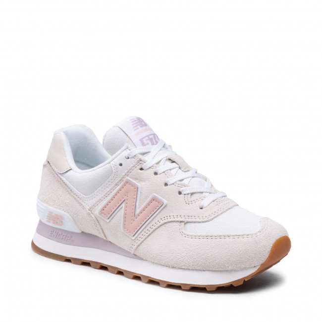 Sneakersy NEW BALANCE - WL574NR2 Beżowy