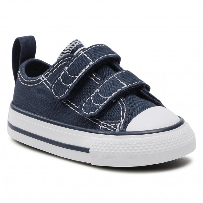 Trampki CONVERSE - Ct 2V Ox 711357 Athletic Navy/Whit