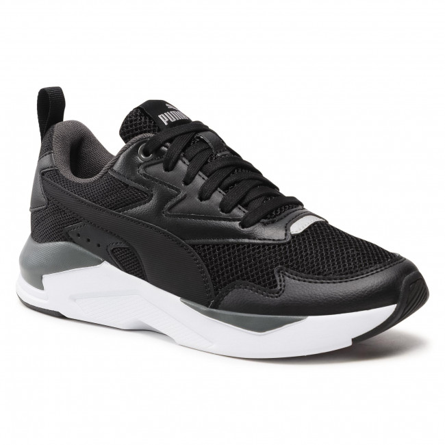 Sneakersy PUMA - X-Ray Lite Jr 374393 01 Black/Black/Shadow/Silver