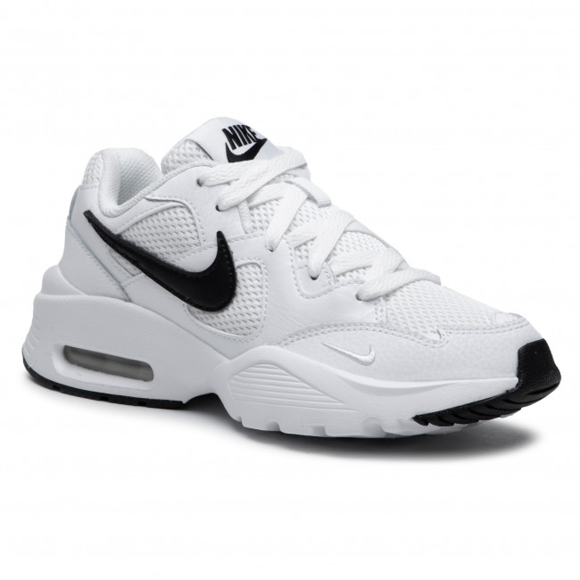Buty NIKE - Air Max Fusion CJ1671 100 White/Black