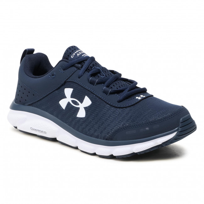 Buty UNDER ARMOUR - Ua Charged Assert 8 3021952 Blue Marine