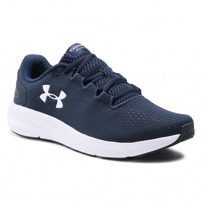 Buty UNDER ARMOUR - Ua Charged Pursuit 2 3022594-401 Nvy