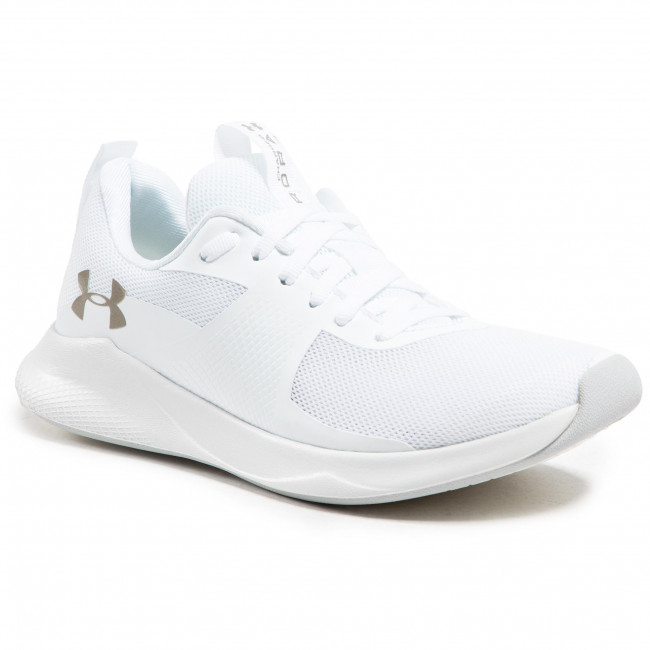 Buty UNDER ARMOUR - Ua W Charged Aurora 3022619-103 Wht