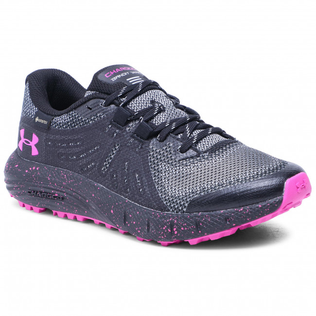 Buty UNDER ARMOUR - Ua W Charged Bandit Trail Gtx GORE-TEX 3022786-001 Blk