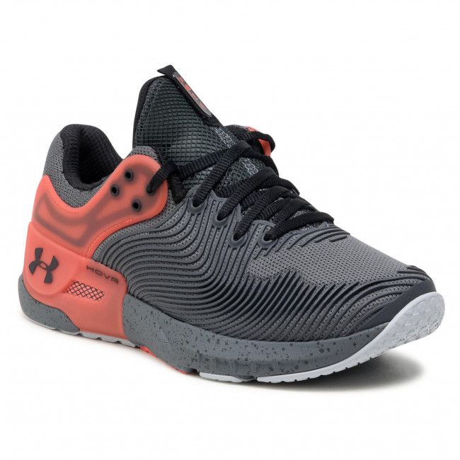 Buty UNDER ARMOUR - Ua Hovr Apex 2 3023007-102 Gry