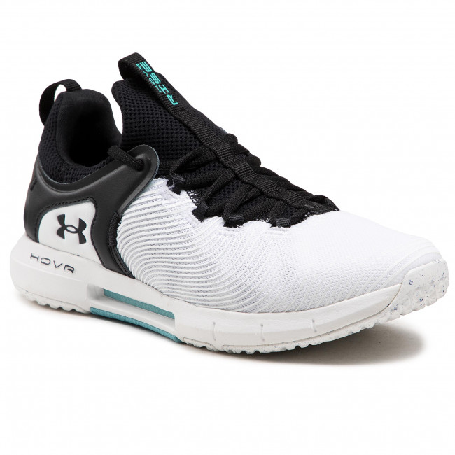Buty UNDER ARMOUR - Ua Hovr Rise 2 3023009-103 Wht/Blk
