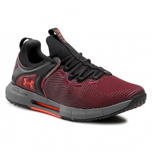 Buty UNDER ARMOUR - Ua Hovr Rise 2 3023009-501 Red