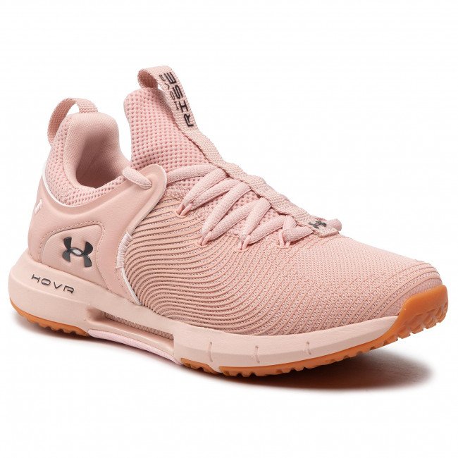 Buty UNDER ARMOUR - Ua W Hovr Rise 2 3023010-600 Pnk/Pnk
