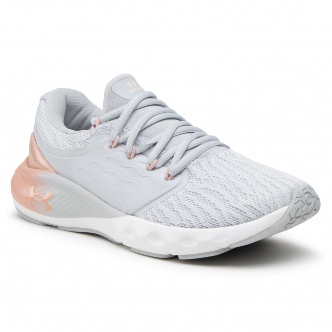 Buty UNDER ARMOUR - Ua W Charged Vantage 3023565-106 Gry/Gry