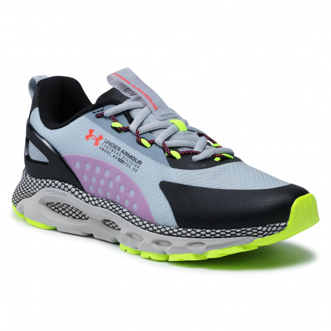 Buty UNDER ARMOUR - Ua Hovr Infinite Summit 2 3023633-102 Gry