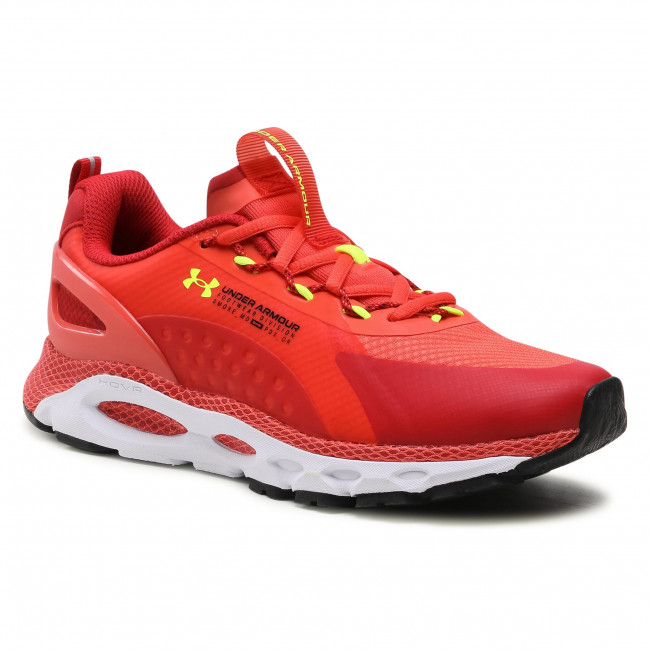 Buty UNDER ARMOUR - Ua Hovr Infinite Summit 2 3023633-601 Red