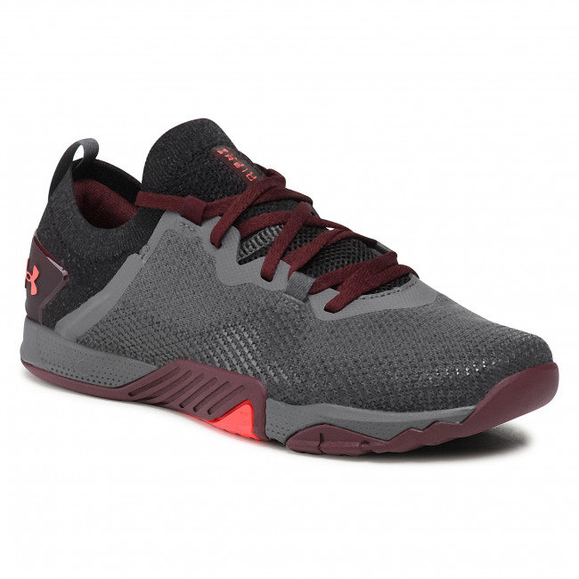 Buty UNDER ARMOUR - Ua Tribase Reign 3 3023698-101 Gry