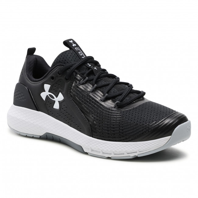 Buty UNDER ARMOUR - Ua Charged Commit Tr 3 3023703-001 Blk