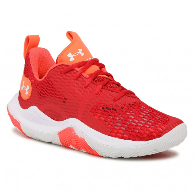 Buty UNDER ARMOUR - Ua Spawn 3 3023738-600 Red