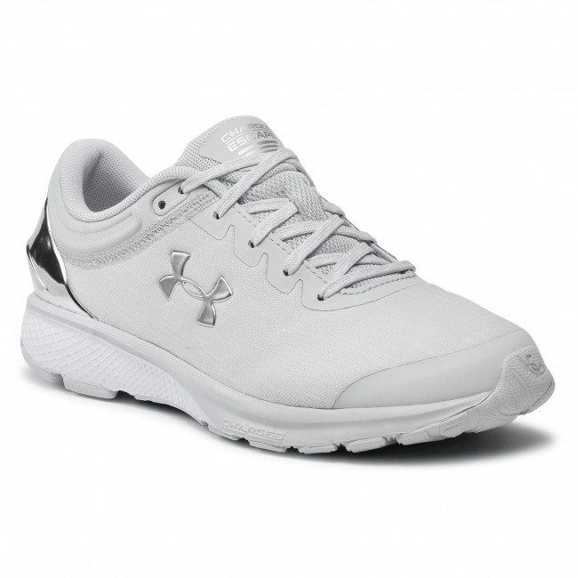 Buty UNDER ARMOUR - W Charged Escape3 Evochrm 3024624-100 Gry