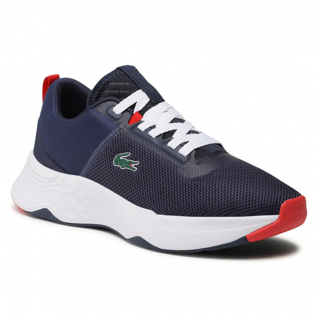Sneakersy LACOSTE - Court-Drive 0721 1 Sma 7-41SMA0045092  Nvy/Wht