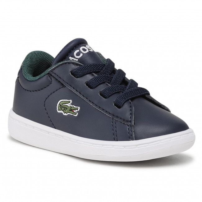 Sneakersy LACOSTE - Carnaby Evo 0721 1 Sui 7-41SUI0001092 Nvy/Wht