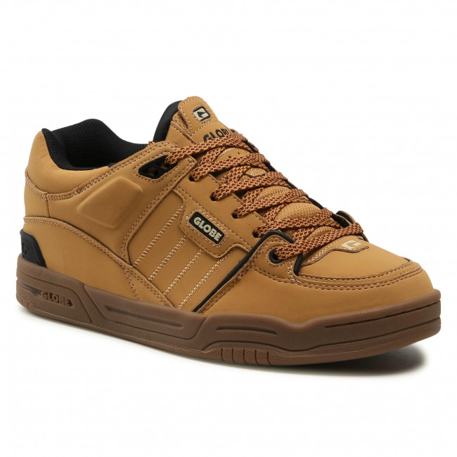 Sneakersy GLOBE - Fusion GBFUS Golden Brown 17174