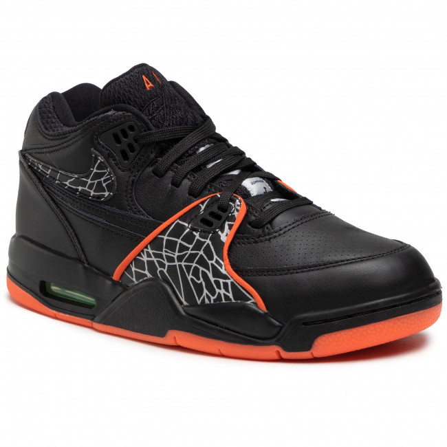 Buty NIKE - Air Flight 89 Qs CT8478 001 Black/Orange Blaze