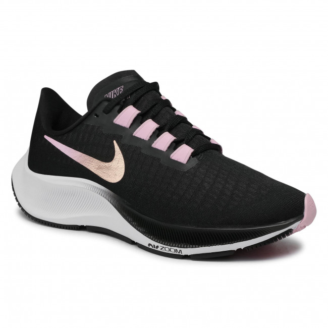 Buty NIKE - Air Zoom Pegasus 37 BQ9647 007 Black/Mtlc Red Bronze