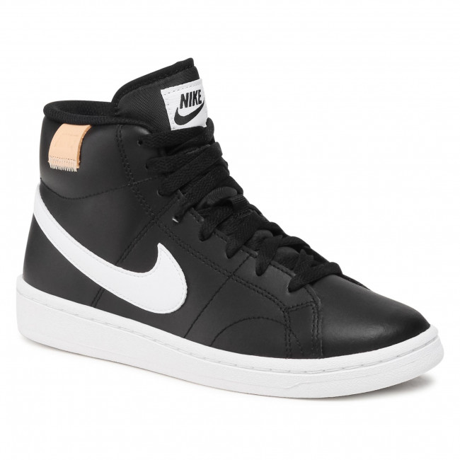 Buty NIKE - Court Royale 2 Mid CT1725 001 Black/White