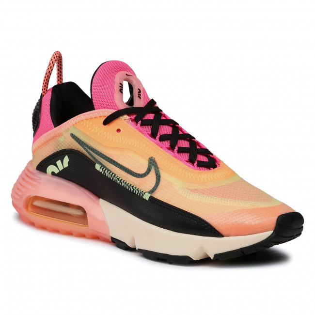 Buty NIKE - W Air Max 2090 CT190 700 Barely Volt/Black/Atomic Pink