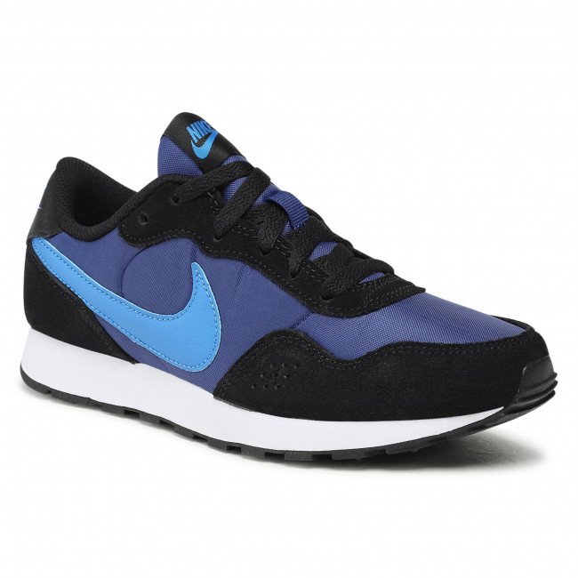 Buty NIKE - Md Valiant (GS) CN8558 412 Blue Void/Signal Blue/Black