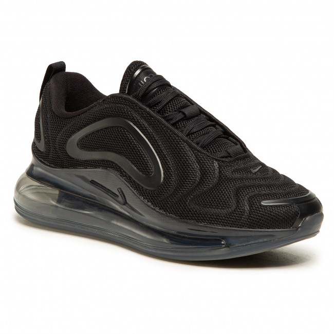 Buty NIKE - Air Max 720 AR9293 006 Black/Black/Anthracite