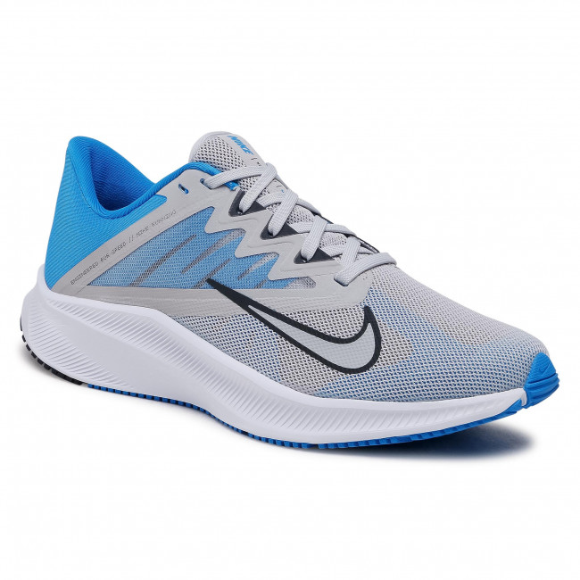 Buty NIKE - Quest 3 CD0230 014 Grey Fog/Dk Smoke Grey