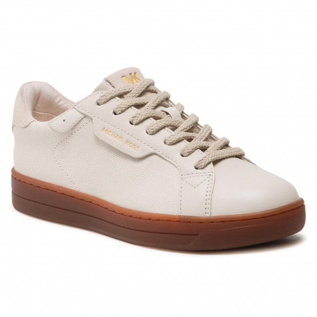 Sneakersy MICHAEL MICHAEL KORS - Keating Lace Up 43S1KEFS5D  Lt Cream