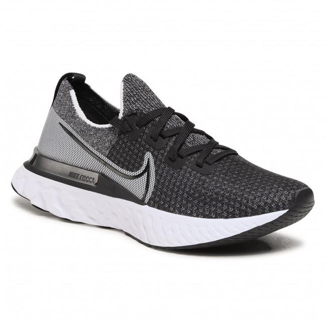 Buty NIKE - React Infinity Run Fk CD4371 012 Black/Black/White