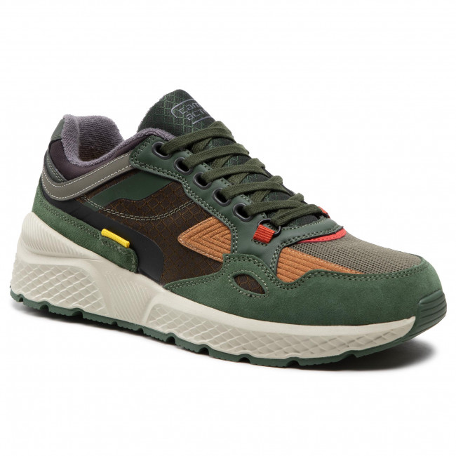 Sneakersy CAMEL ACTIVE - Viceroy 21233332 Multi Green C752