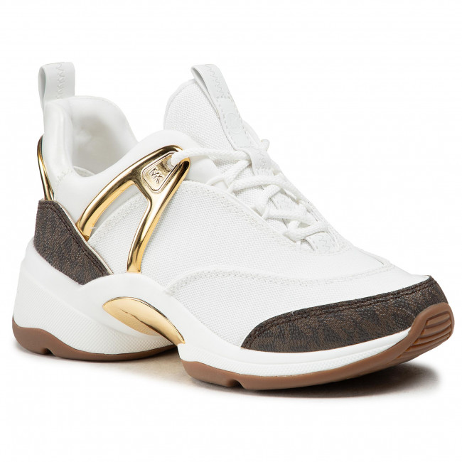 Sneakersy MICHAEL MICHAEL KORS - Sparks Trainer 43S1SPFS5D Opwht Multi