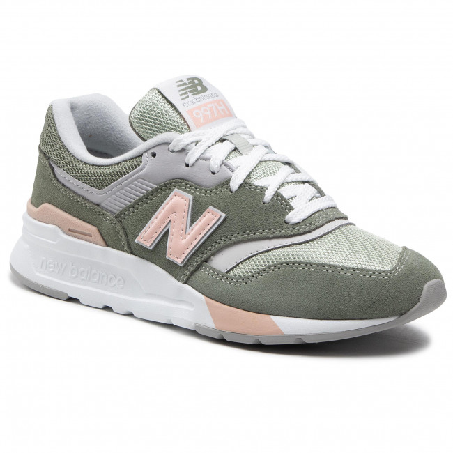Sneakersy NEW BALANCE - CW997HVC Zielony