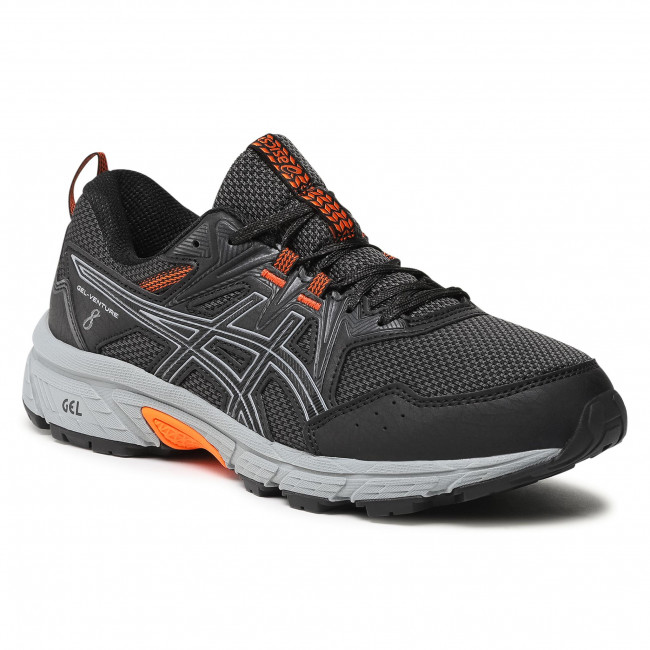 Buty ASICS - Gel-Venture 8 1011A824 Black/Sheet Rock 004