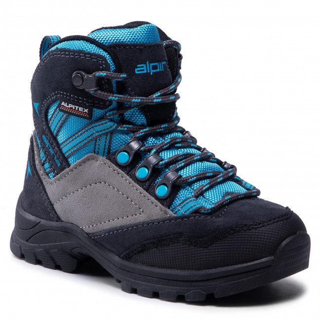 Trekkingi ALPINA - Alc Jr 6428-2 Blue/Grey