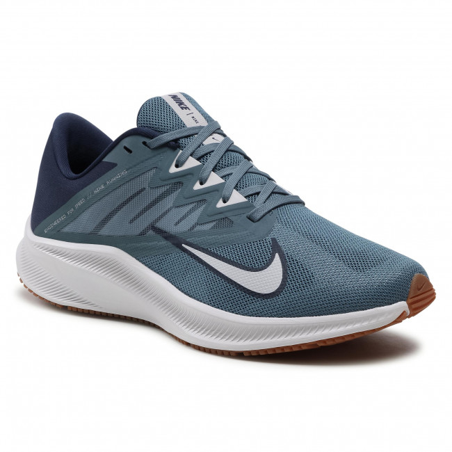 Buty NIKE - Quest 3 CD0230 008 Ozone Blue/Photon Dust