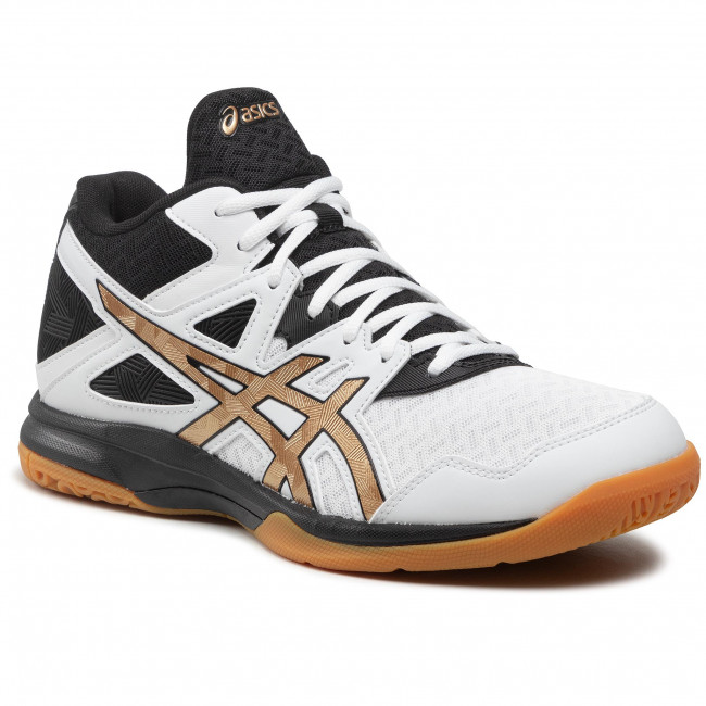 Buty ASICS - Gel-Task Mt 2 1071A036 White/Pure Gold