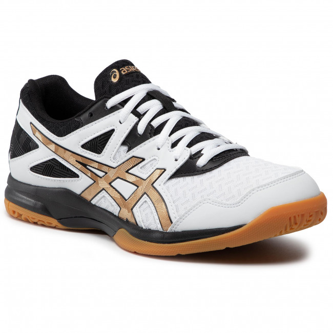 Buty ASICS - Gel-Task 2 1071A037 White/Pure Gold 102