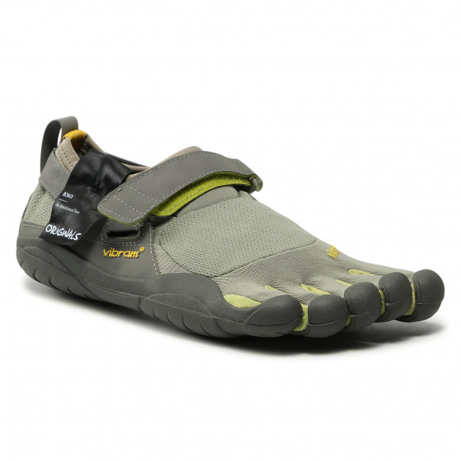 Buty VIBRAM FIVEFINGERS - Kso M145 Grey/Palm/Clay