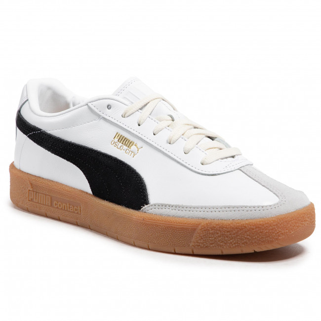 Sneakersy PUMA - Oslo-City Og 373000 01 Puma White/Puma Black/Gum