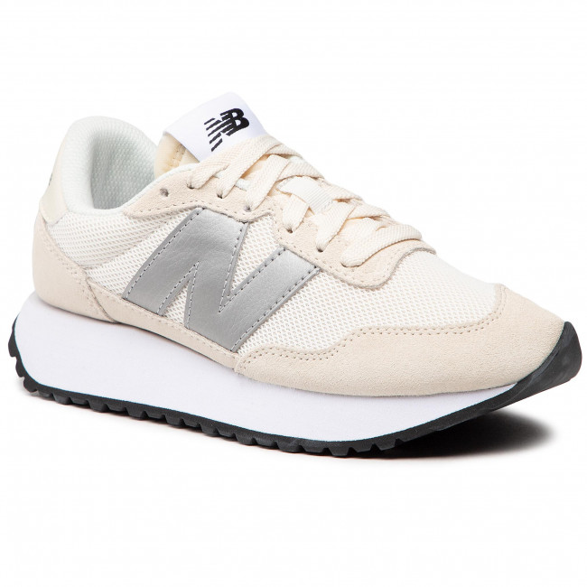 Sneakersy NEW BALANCE - WS237CB Beżowy