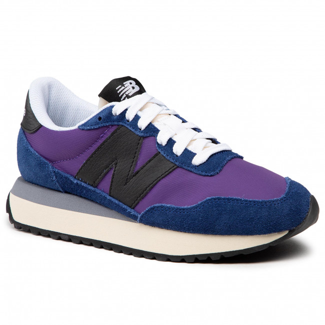 Sneakersy NEW BALANCE - WS237SA Fioletowy