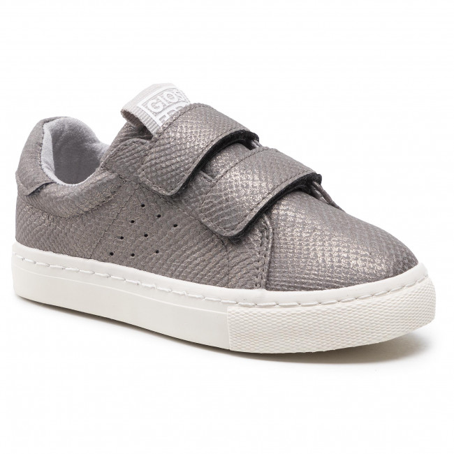 Sneakersy GIOSEPPO - Plaue 60316 Pewter