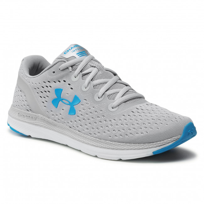 Buty UNDER ARMOUR - Ua Charged Impulse 3021950-108 Gry