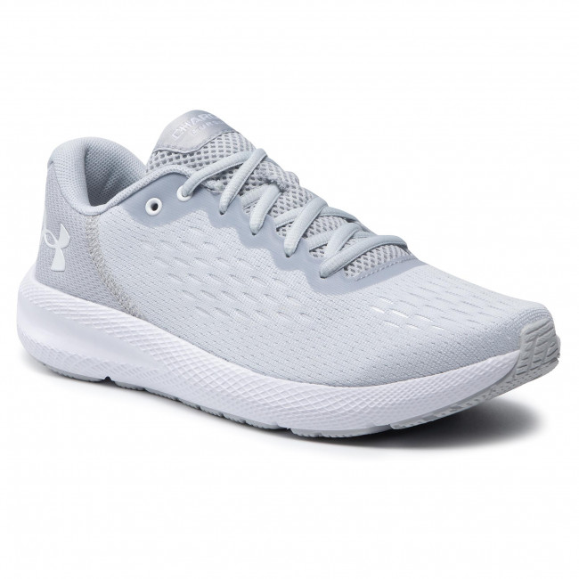 Buty UNDER ARMOUR - Ua W Charged Pursuit 2 Se 3023866-100 Gry
