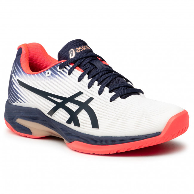 Buty ASICS - Solution Speed Ff 1042A002 White/Peacoat 102