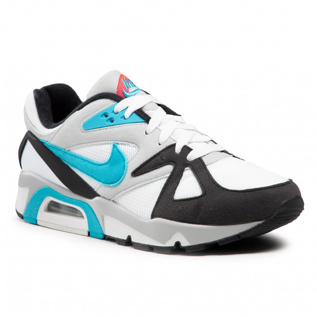Buty NIKE - Air Structure Og CV3492 100 Summit White/Neo Teal/Black