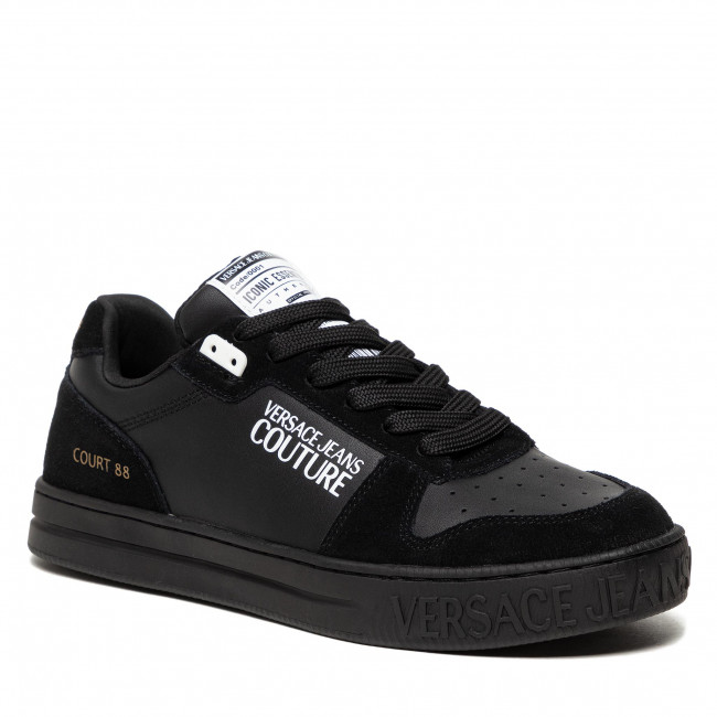 Sneakersy VERSACE JEANS COUTURE - 71YA3SK8 ZP032 899